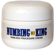 Numbing King Painless Procedure Cream(formerly MrNumb)